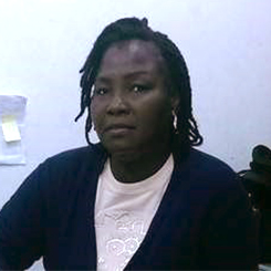 Janet Ameh Eleyi Coordinator for Safety Programme